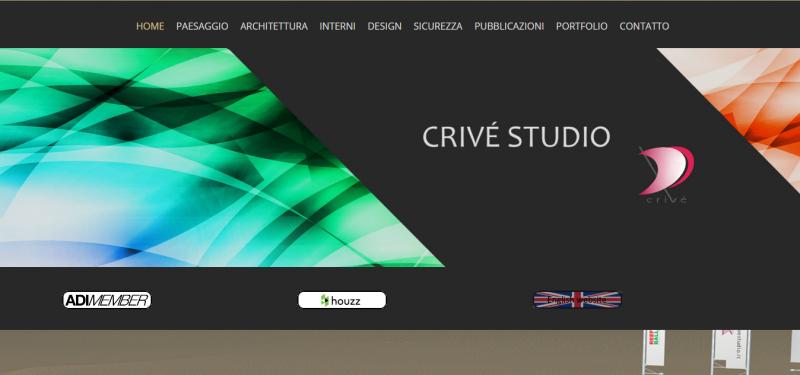 Crivé studio - sito italiano